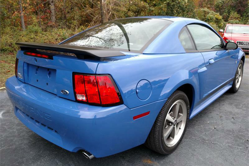 2003 FORD MUSTANG MACH 1  - Rear 3/4 - 189936