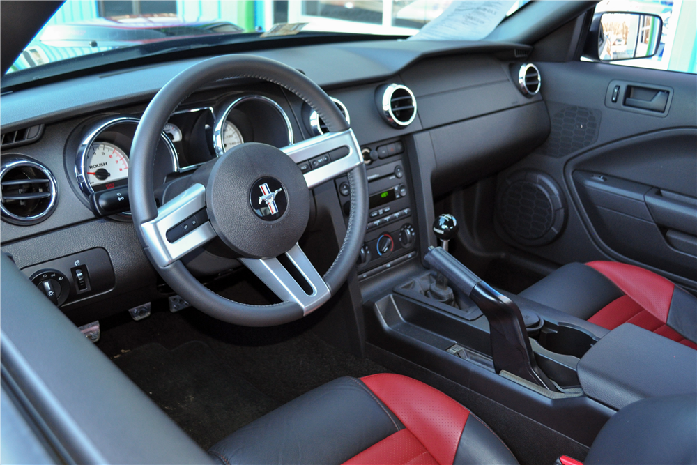 2007 ROUSH MUSTANG 427R CONVERTIBLE - Interior - 189942