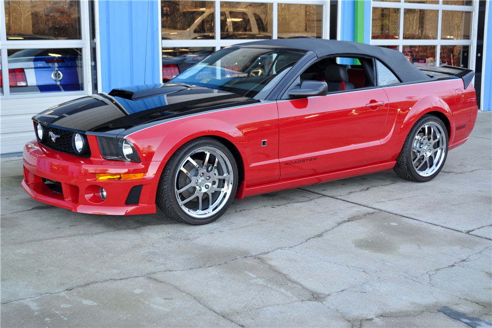 2007 Roush Mustang Roadster 189945