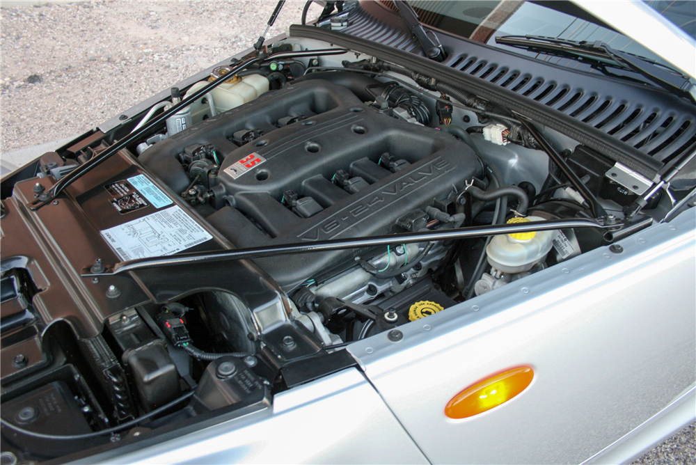 2000 PLYMOUTH PROWLER CONVERTIBLE - Engine - 189996