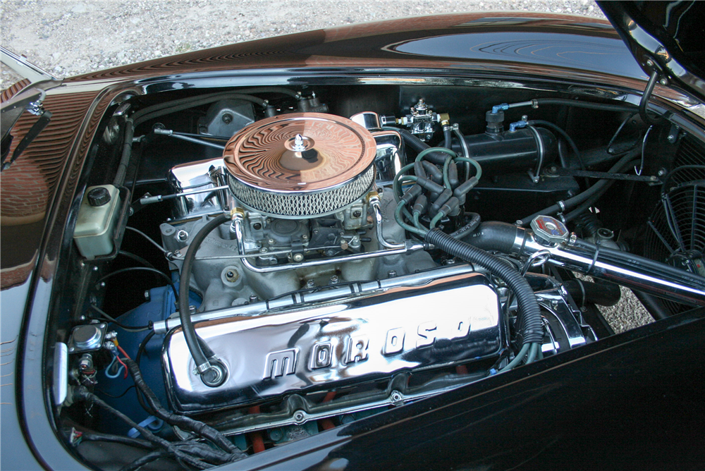 1965 SHELBY COBRA RE-CREATION ROADSTER - Engine - 190000