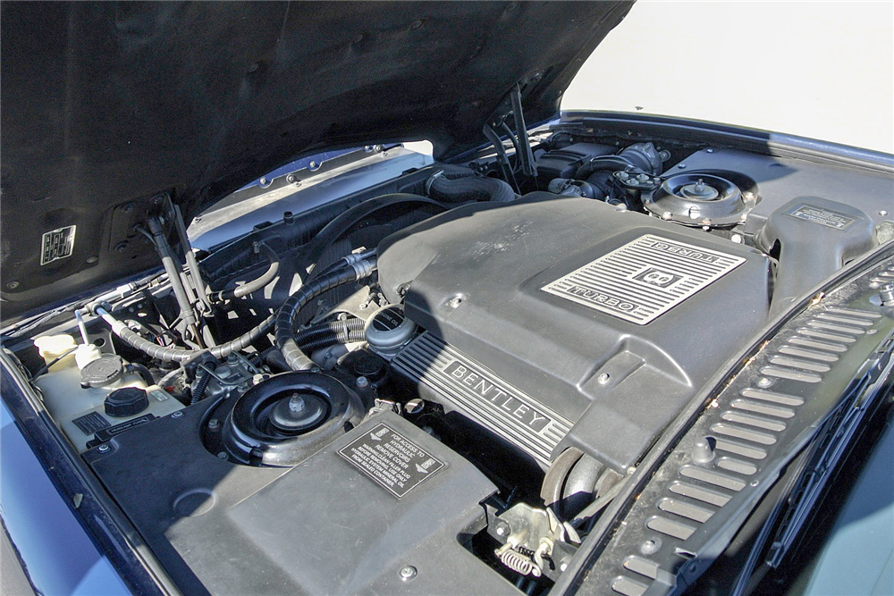 2000 BENTLEY AZURE CONVERTIBLE - Engine - 190006