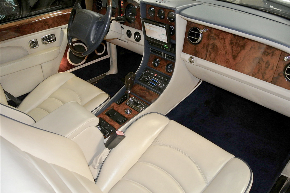 2000 BENTLEY AZURE CONVERTIBLE - Interior - 190006