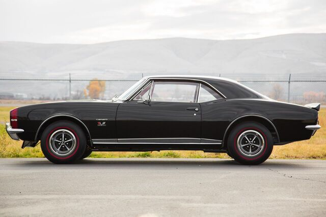 1967 CHEVROLET CAMARO RS/SS RE-CREATION - Side Profile - 190033
