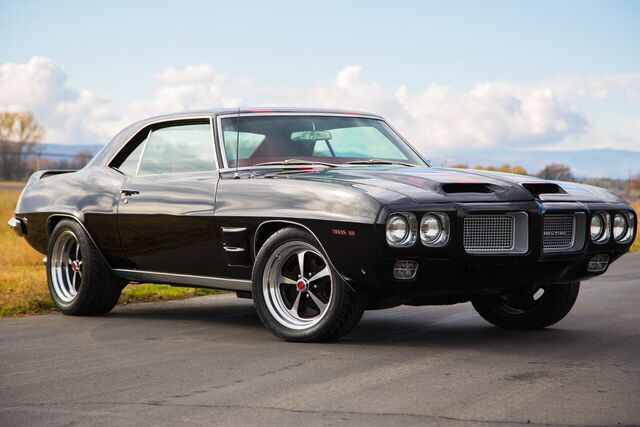 1969 pontiac firebird custom coupe 190036. Black Bedroom Furniture Sets. Home Design Ideas
