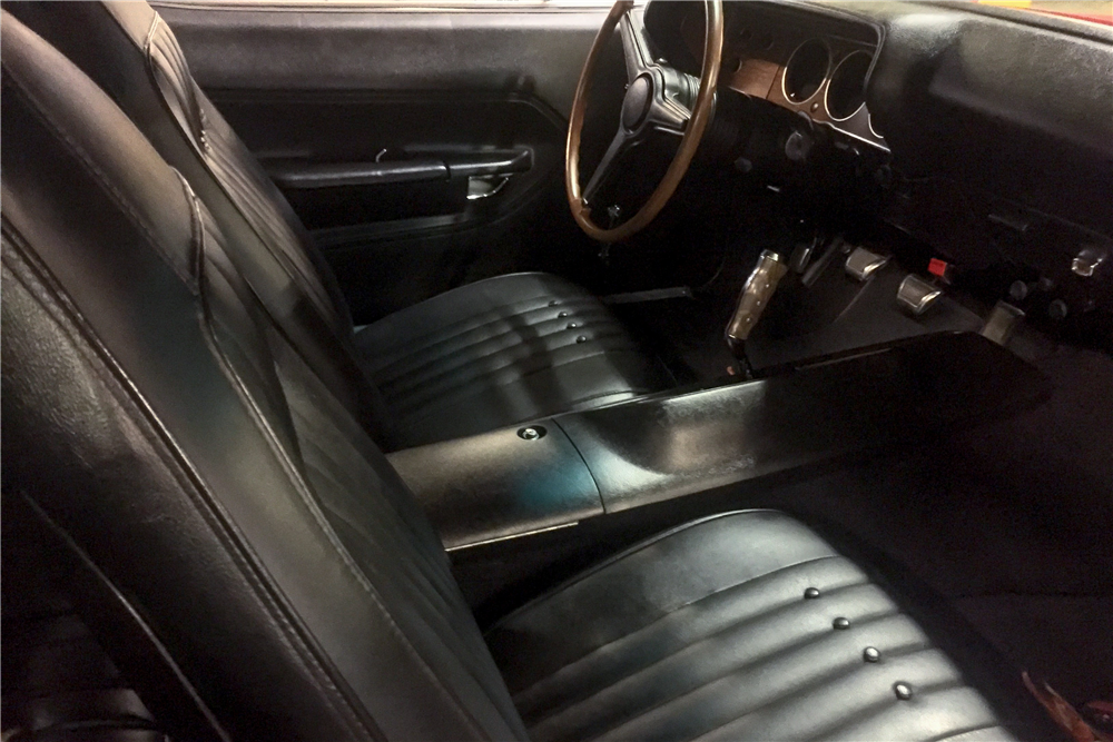 1971 plymouth 39 cuda hemi re creation 190037 for Creation interieur