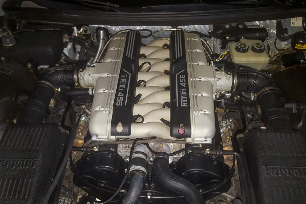 1997 FERRARI 456 GTA - Engine - 190040