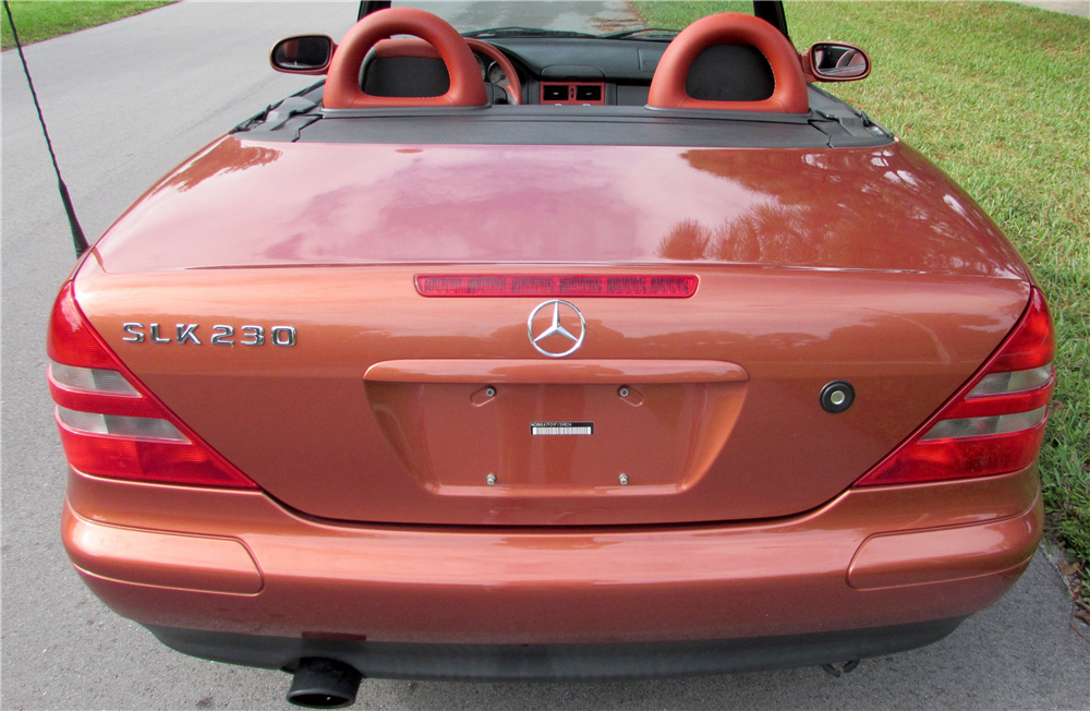 2000 MERCEDES-BENZ SLK230 ROADSTER - Misc 1 - 190051