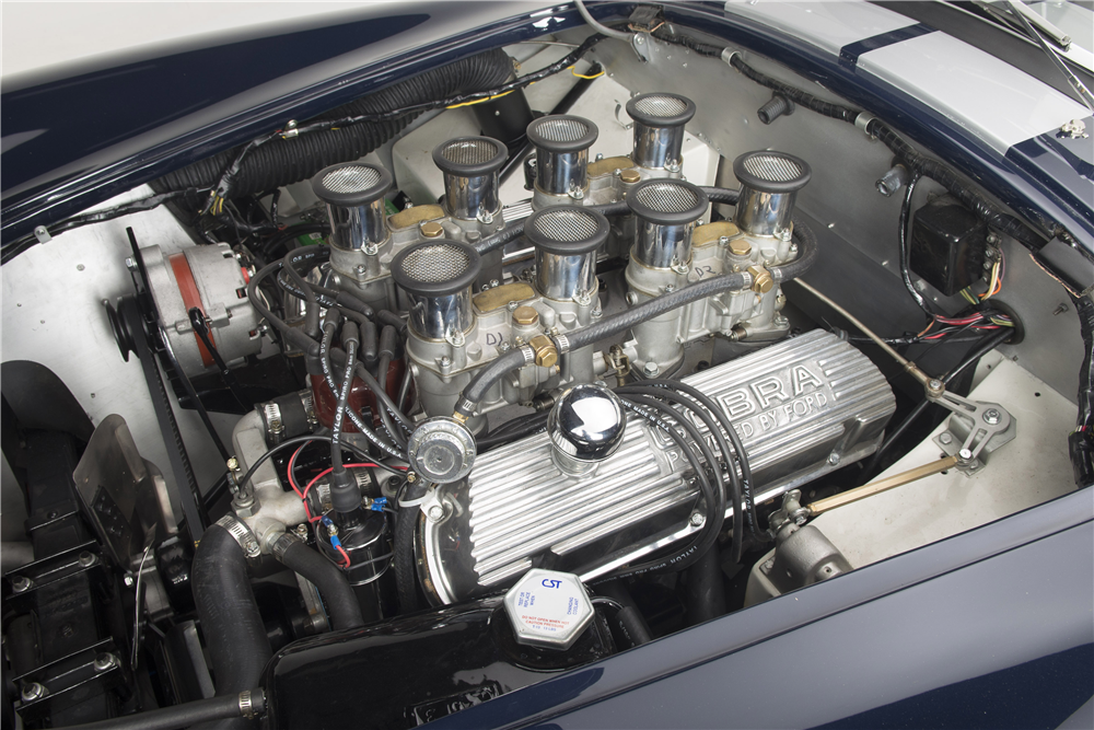 1965 SHELBY 289 COBRA ROADSTER CSX2495 - Engine - 190063