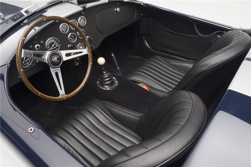 1965 SHELBY 289 COBRA ROADSTER CSX2495 - Interior - 190063