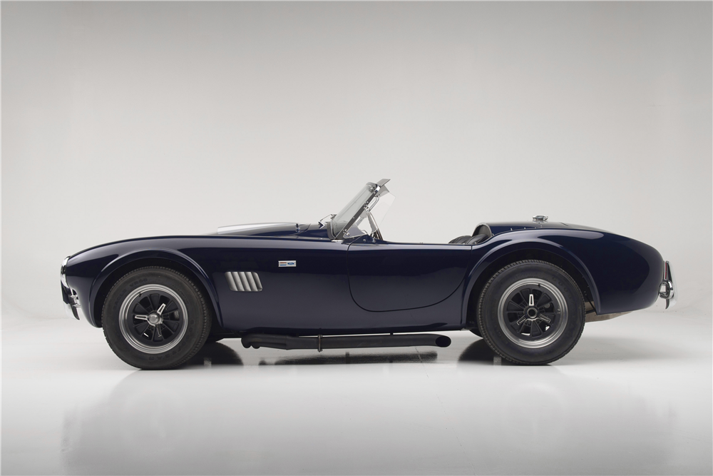 1965 SHELBY 289 COBRA ROADSTER CSX2495 - Side Profile - 190063