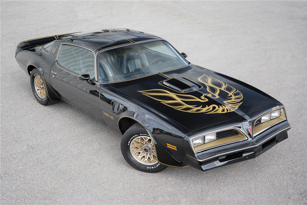 "1977 PONTIAC FIREBIRD TRANS AM ""SMOKEY AND THE BANDIT"" PROMO CAR - Misc 1 - 190067"