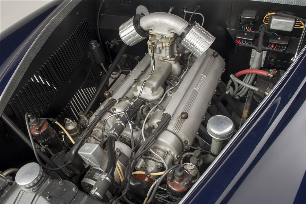 1950 FERRARI 195 S INTER SUPERLEGGERA - Engine - 190069