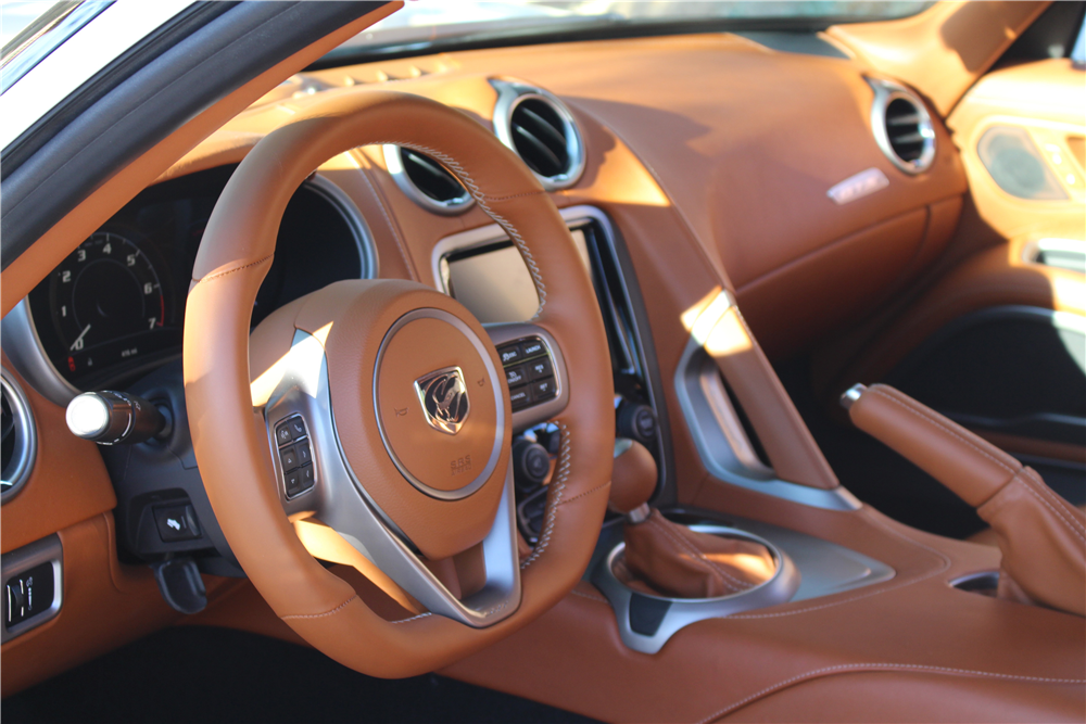2014 DODGE VIPER SRT/GTS  - Interior - 190092