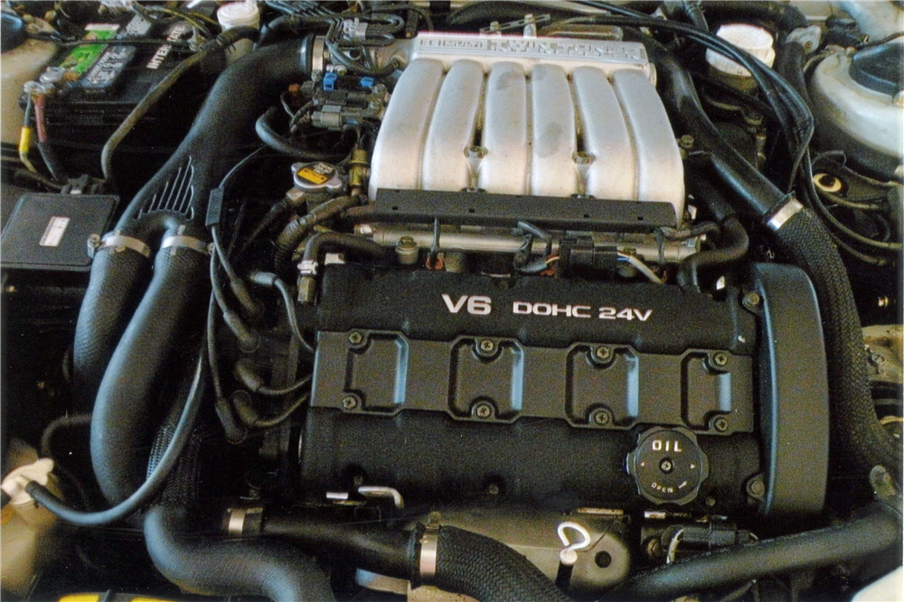 1994 DODGE STEALTH R/T TWIN TURBO - Engine - 190122