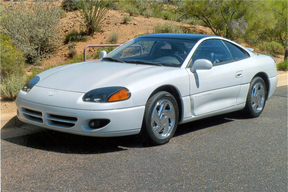 1994 dodge stealth r t twin turbo 190122. Black Bedroom Furniture Sets. Home Design Ideas