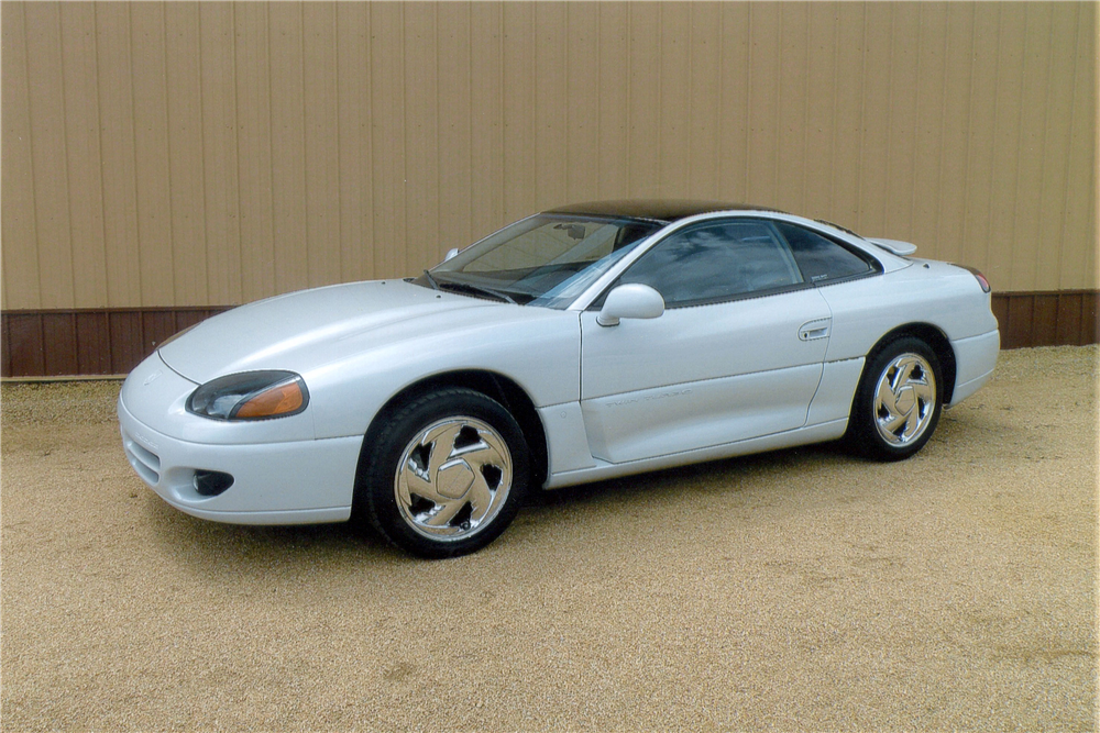 1994 DODGE STEALTH R/T TWIN TURBO - Side Profile - 190122