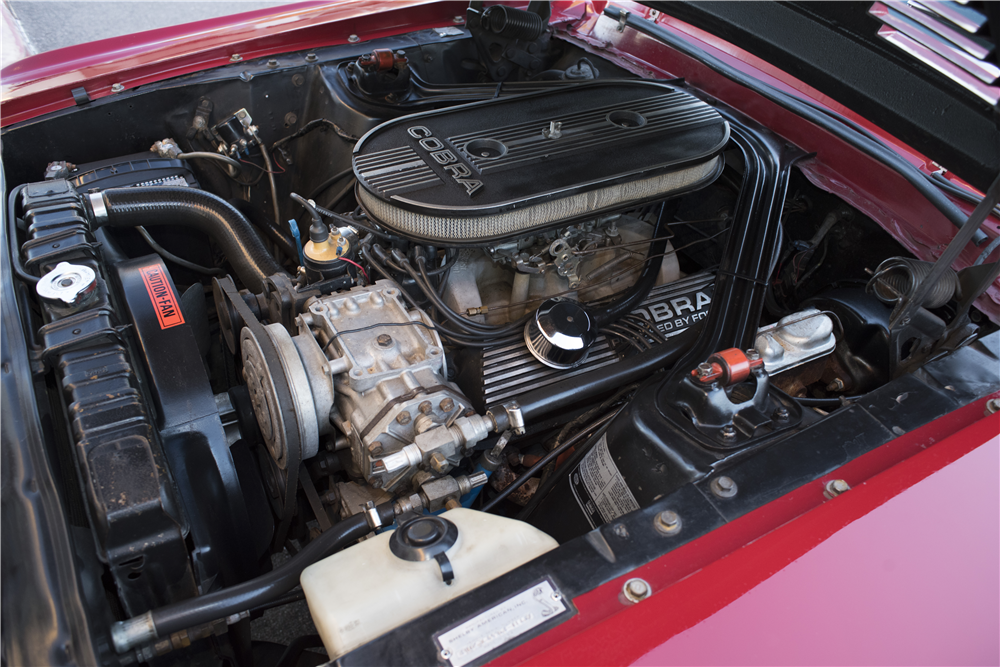 1968 SHELBY GT350 FASTBACK - Engine - 190126