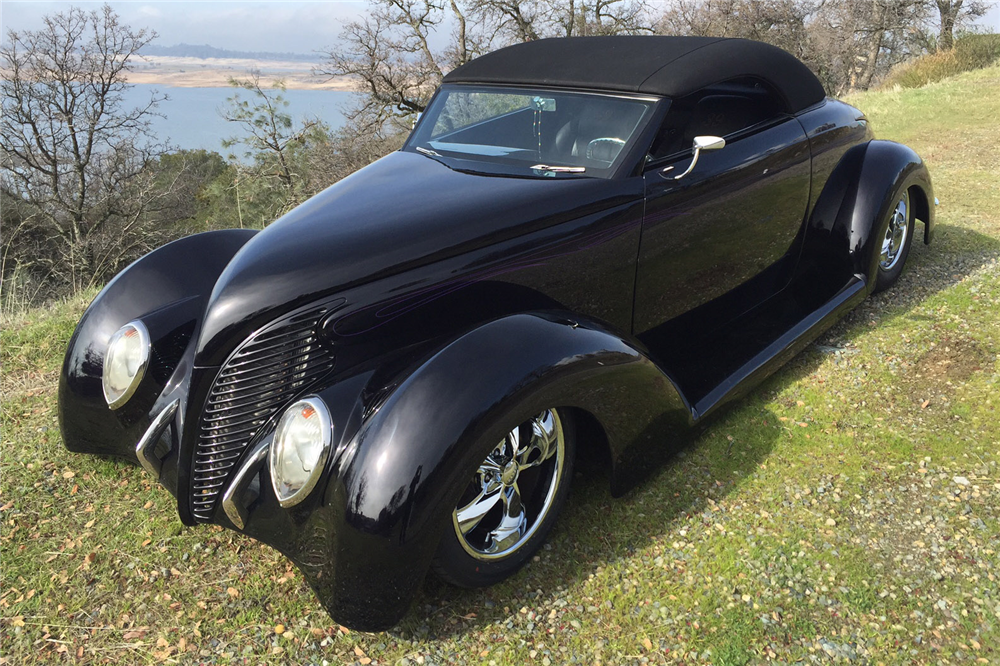 1939 FORD CUSTOM CABRIOLET - Misc 1 - 190166