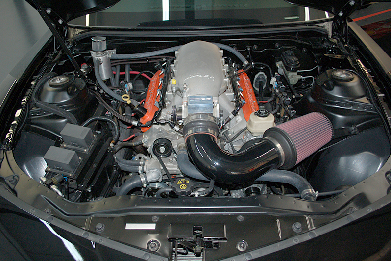 2014 CHEVROLET CAMARO CRC COPO  - Engine - 190249