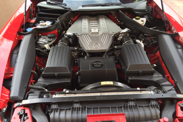 2014 MERCEDES-BENZ SLS GT - Engine - 190284