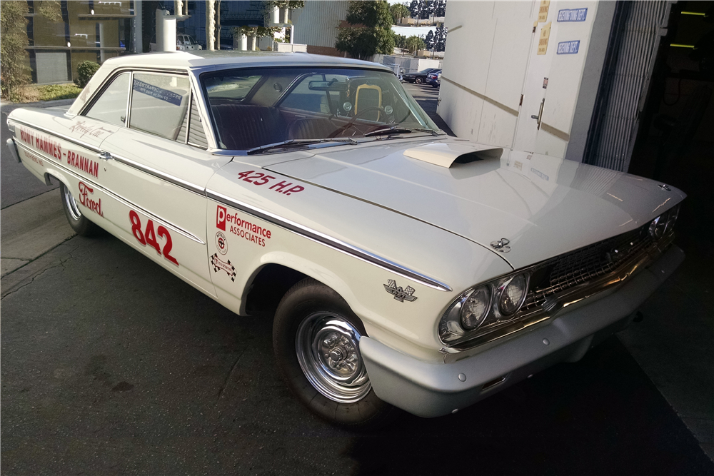 1963 FORD GALAXIE 500 DRAG CAR - Misc 1 - 190316