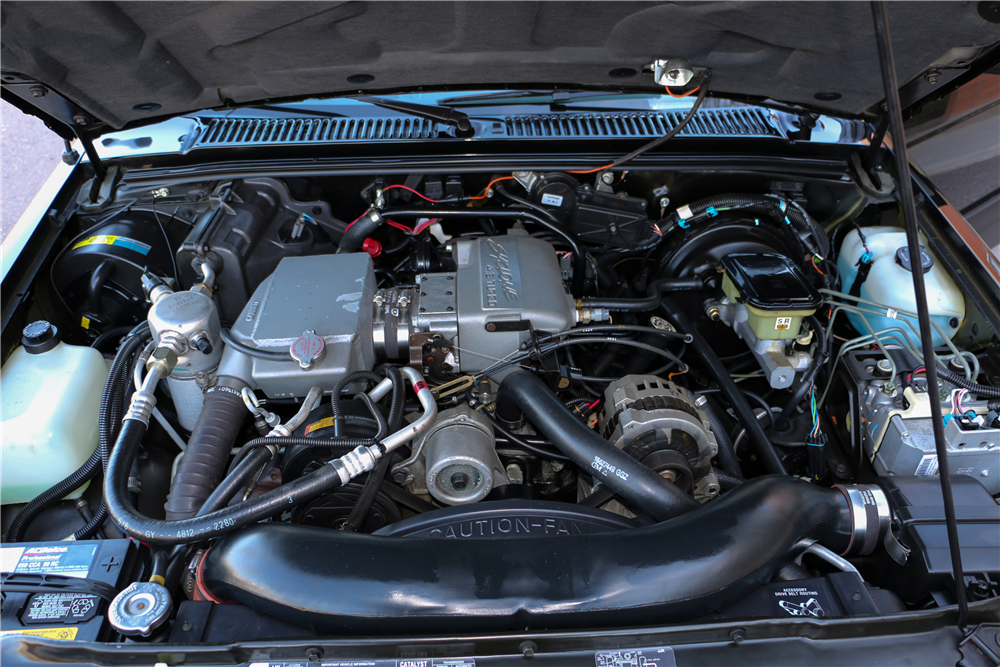 1991 GMC SYCLONE PICKUP - Engine - 190330