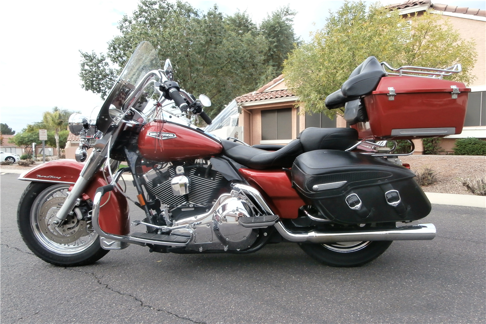 2005 harley davidson road king with ultra sidecar 190349. Black Bedroom Furniture Sets. Home Design Ideas