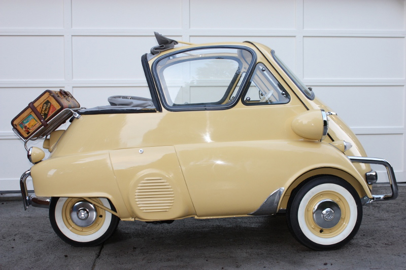 1957 bmw isetta 300 190371 for How much is a motor for a car