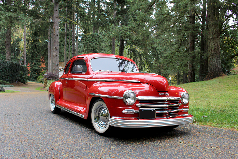1948 PLYMOUTH SPECIAL DELUXE CUSTOM COUPE - Misc 1 - 190400