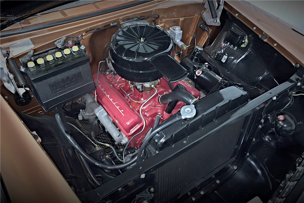 1956 CHEVROLET NOMAD WAGON - Engine - 190407