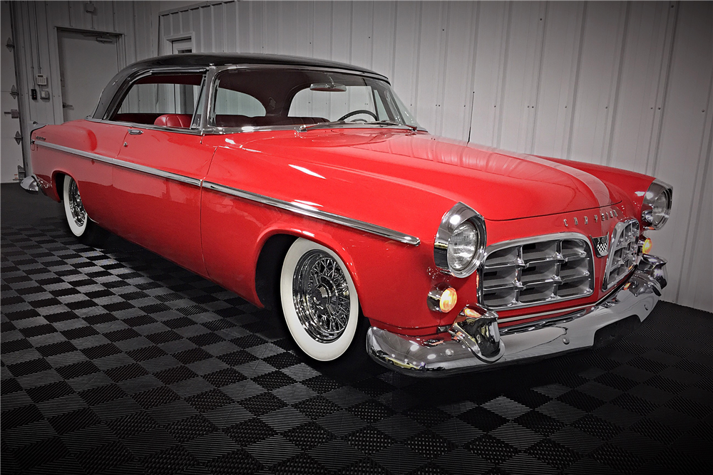 1955 CHRYSLER 300 - Front 3/4 - 190408