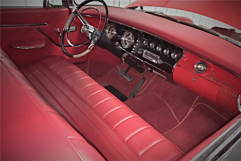 1955 CHRYSLER 300 - Interior - 190408