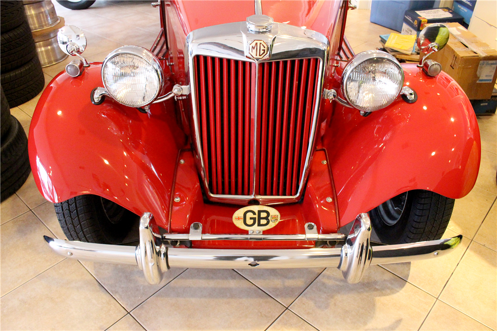 1953 MG TD ROADSTER - Misc 1 - 190547