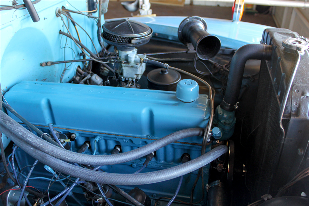1950 CHEVROLET PICKUP - Engine - 190559