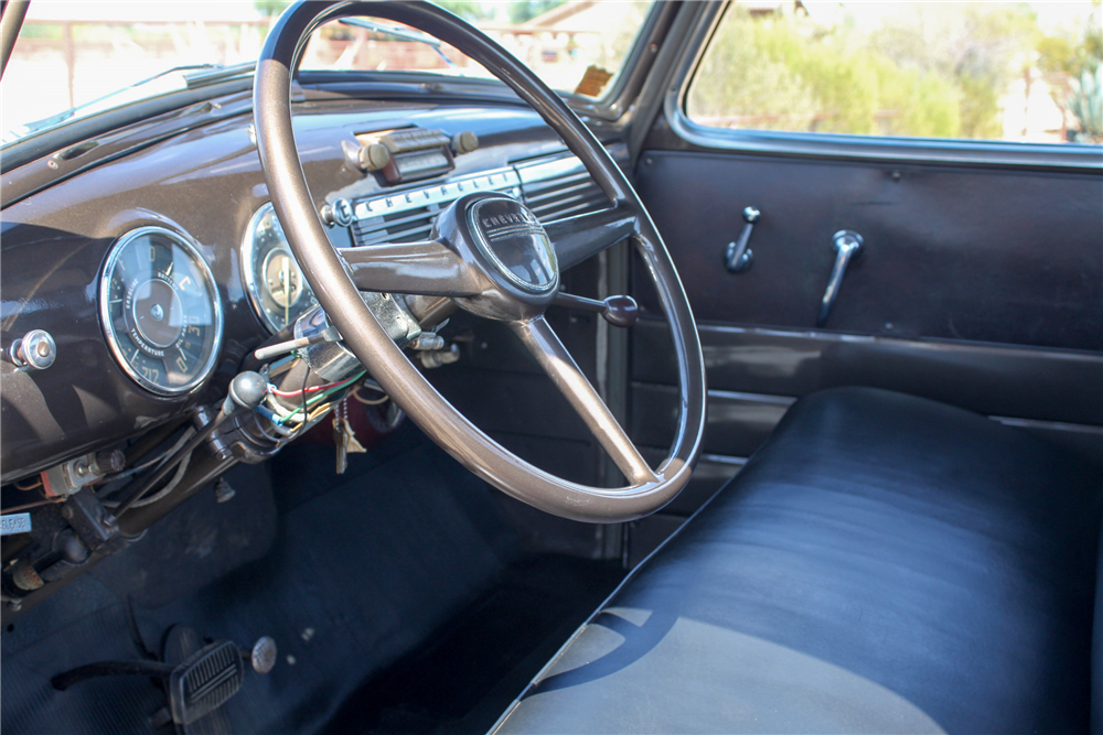 1950 CHEVROLET PICKUP - Interior - 190559