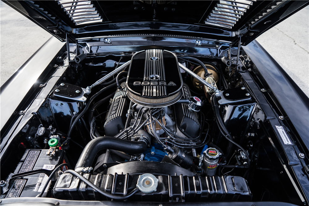 1968 SHELBY GT350 FASTBACK - Engine - 190599