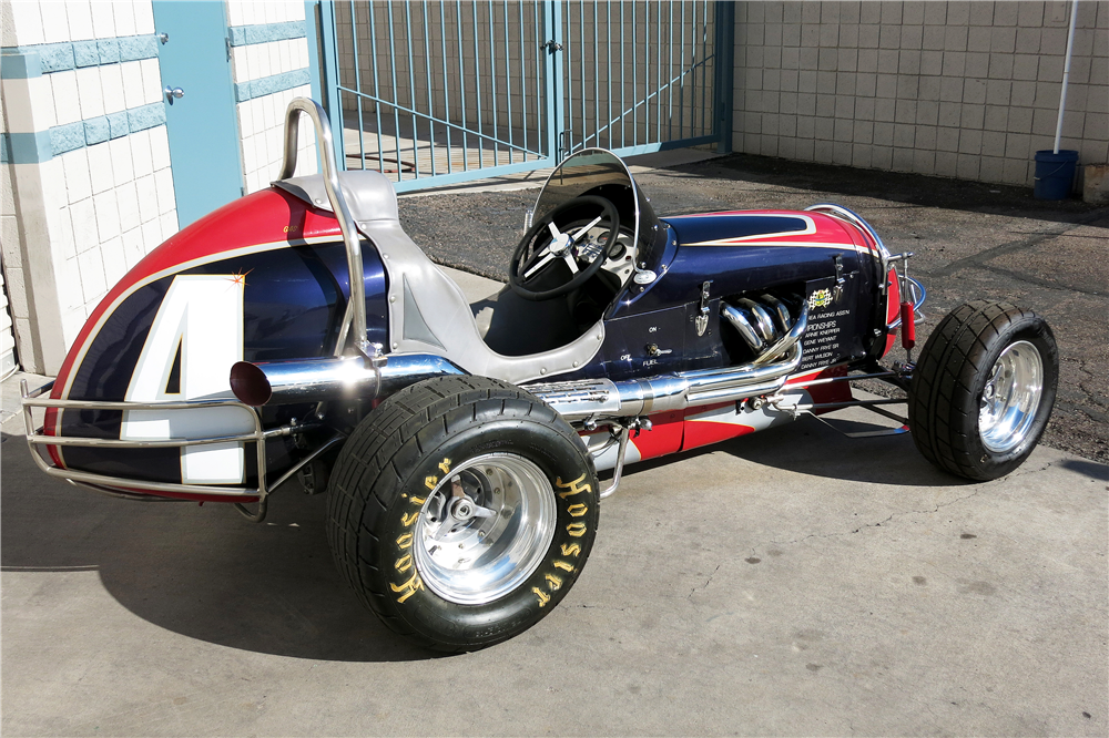 King midget race car