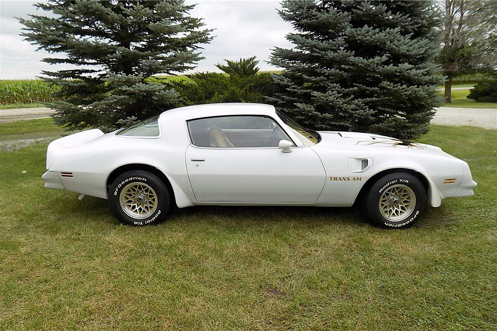 1978 pontiac firebird trans am 190986. Black Bedroom Furniture Sets. Home Design Ideas