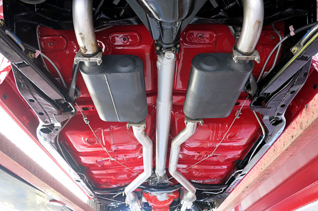 1970 CHEVROLET CHEVELLE SS 396 - Engine - 191048