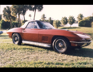 1967 CHEVROLET CORVETTE 427/435 ROADSTER -  - 19105