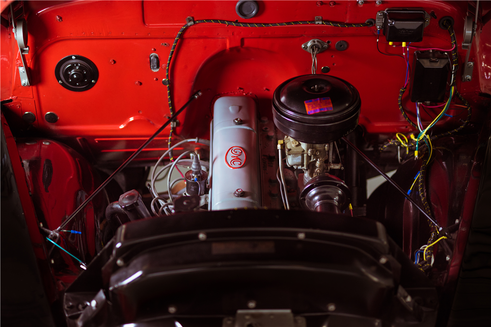 1948 GMC 3/4-TON PICKUP - Engine - 191053