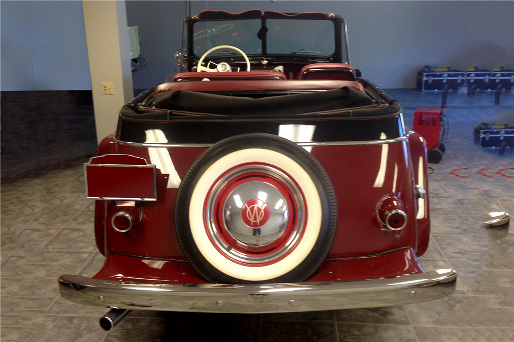 1948 WILLYS JEEPSTER CONVERTIBLE - Misc 1 - 191063
