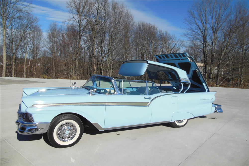 1957 FORD SKYLINER RETRACTABLE HARDTOP - Misc 1 - 191064