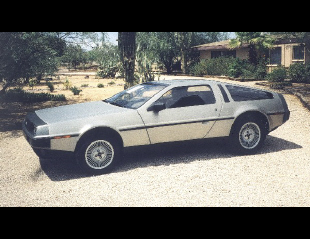 1981 DELOREAN GULLWING COUPE -  - 19108