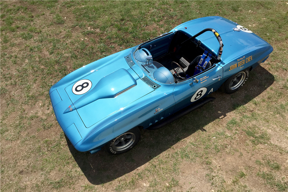 1965 CHEVROLET CORVETTE RACE CAR - Misc 2 - 191202