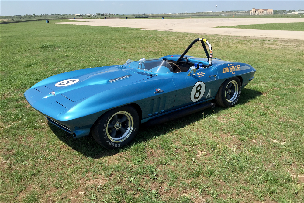 1965 CHEVROLET CORVETTE RACE CAR - Misc 1 - 191202
