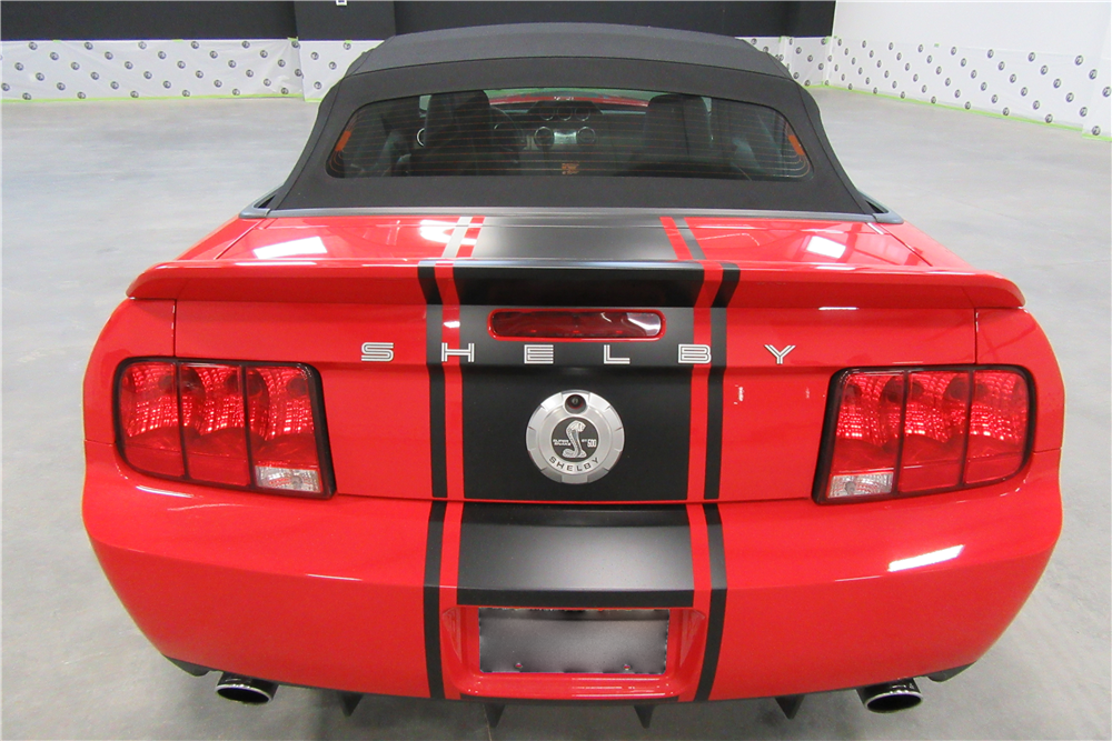 2007 SHELBY GT500 SUPER SNAKE CONVERTIBLE - Misc 1 - 191221