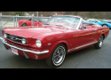 1966 FORD MUSTANG CONVERTIBLE -  - 19127