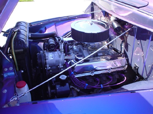 1956 FORD F-100 STREET ROD PICKUP - Engine - 19130